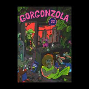 "un fanzine par mois x Gorgonzola #22 ""Artefact"""