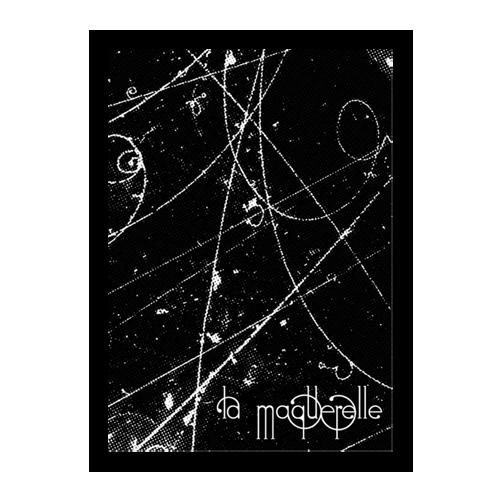 """un fanzine par mois x La Maquerelle #4 """"Plus qu'une nébuleuse avant la fin"""""""