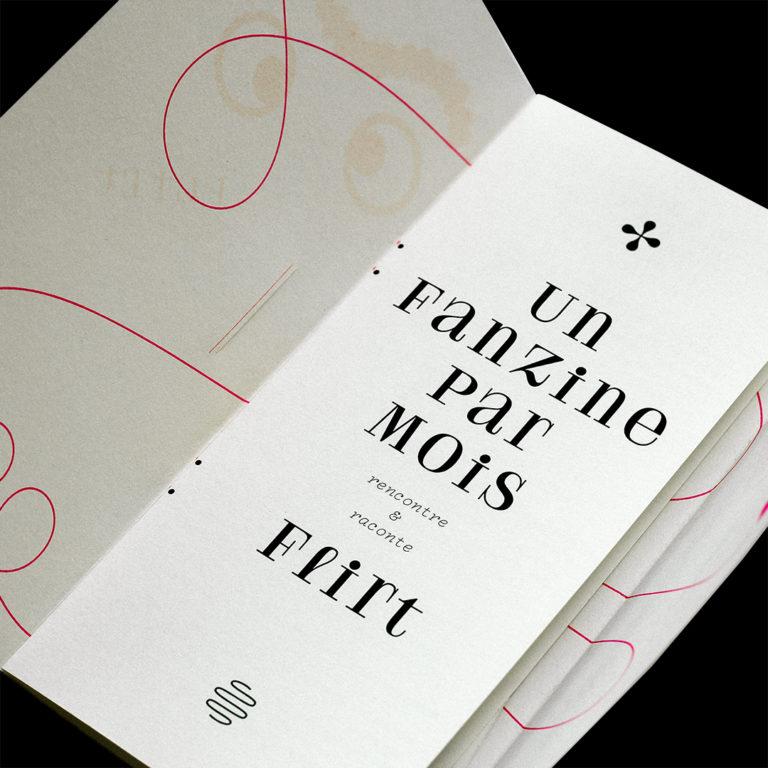 un fanzine par mois x flirt magazine