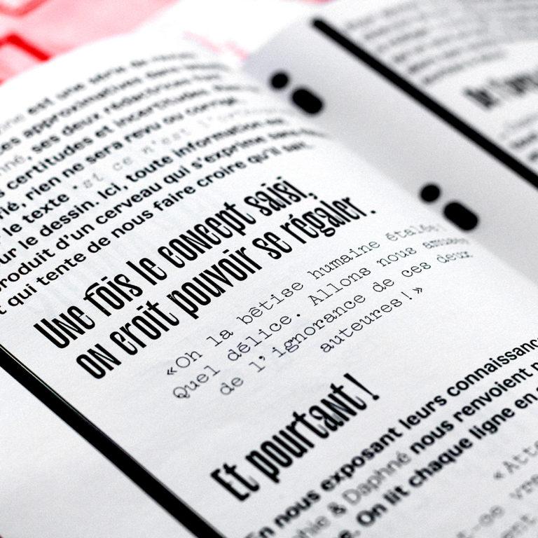 un fanzine par mois x j'apprends magazine