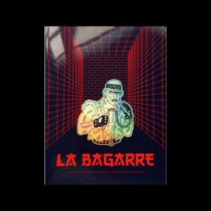 La Bagarre couverture x un fanzine par mois