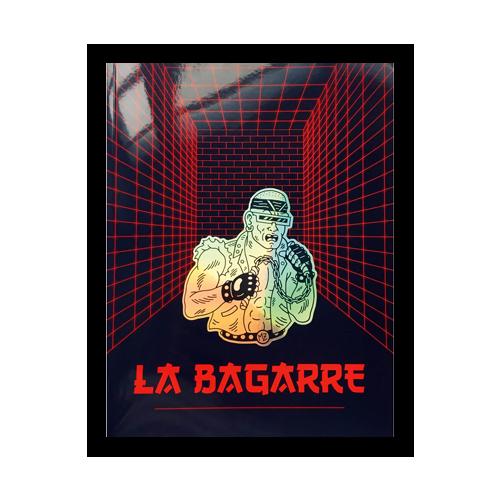 La Bagarre couverture
