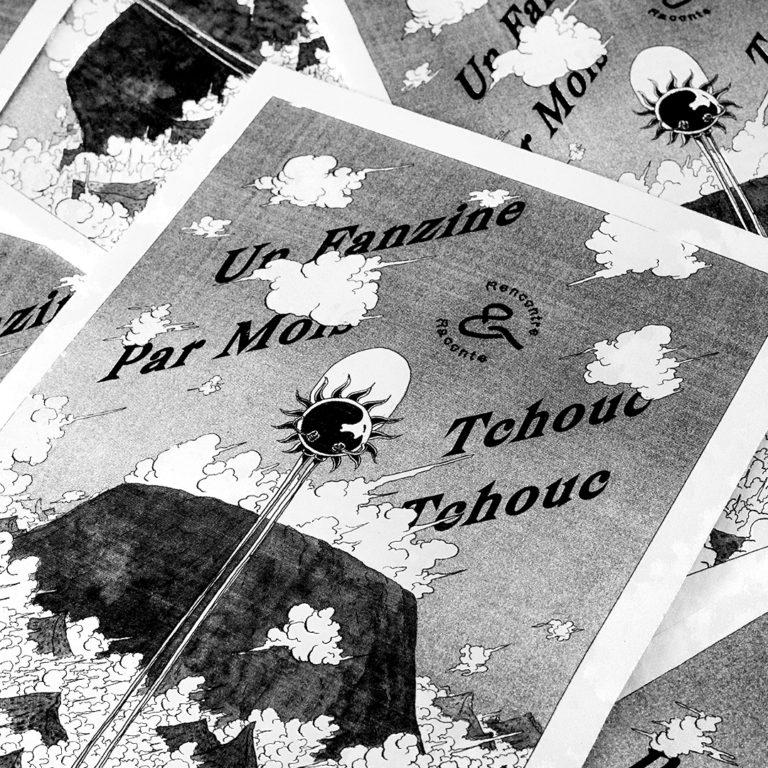 Un fanzine par mois x Tchou-Tchouc