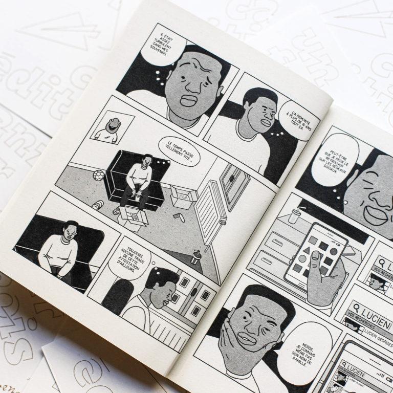 Calc édition — Voyages x un fanzine par mois