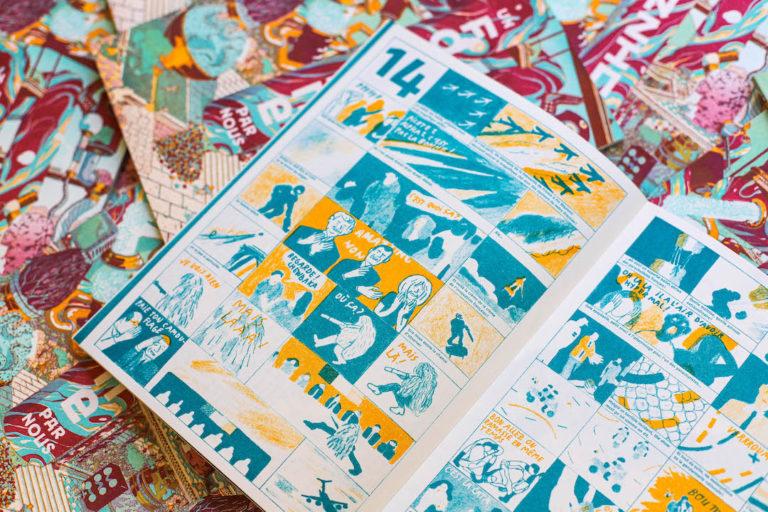 un fanzine par nous-Maison Fumetti